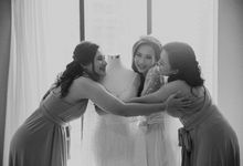 Wedding of William & Ruth by d'Bride House