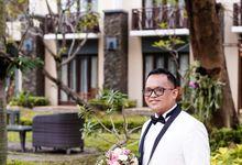 The Wedding of Erik & Vivi by FROST Event Designer