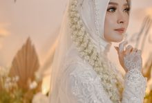 Courtesy of Intan + Fadli Wedding // by Level Up Photography