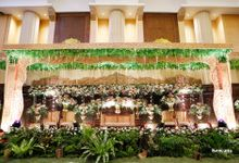 The Wedding of Sandra & Dias by Hotel Tentrem Yogyakarta