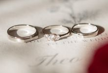 The Wedding Day of Theo & Juni by Manao Pictures