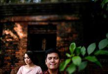 The Wedding Mervin & Edvellen by Bondan Photoworks