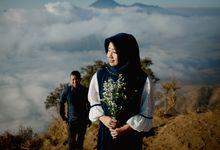 The Prewedding of Mayang and Ardyt by Ikira Studio