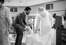 Genoveva & Jeremiah Wedding at The Avani BSD by Mirza Photography