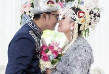bhumita & ferdi wedding reception by Our Wedding & Event Organizer