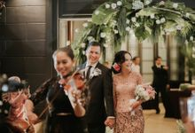 Wedding of Desita & Ernest by Alexo Pictures