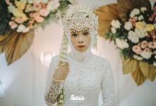 Wedding Ayu & Rizki by Instakita Photograph