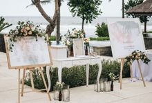 Wedding Styling at Anapuri Villas by baliVIP Wedding
