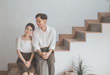 Dimas + Tika Prewedding S1 by Mahemoto