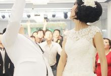 Wedding Of Steve & Febe by DK Photography