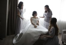 The Wedding of Timoty & Fanny by PlanMyDay Wedding Organizer