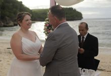 Celebrating Silver Wedding with Renewal of Vows Ceremony by Happy Bali Wedding