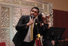 The Wedding of Ira & Ali at Sasana Kriya TMII by La Oficio Entertainment