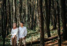 Pre-Wedding Arum & Lathief by labstory