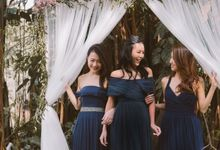 A Bride's Tribe - Styled Shoot with Ohvola by Flo.Recitals
