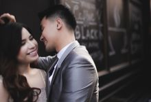 The Prewedding of Ferdian & Ferrazt by MAXIMUS Pictures
