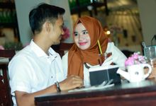 Simple Prewedding Rudiyansyah & Apriyanti by Rajawali Creative
