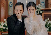 Rara & Deva Wedding Ceremony: From Teenage Lovers to Lifetime Partners by Fatahillah Ginting Photography