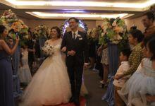 The wedding of Alexander Kester Samuel  & Vivi Dwijayanti by ID Organizer