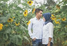 from prewedding yemi & nanda by inper photography