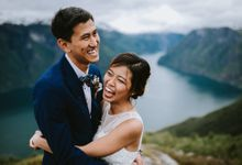 Grace & Ronnie - Elopement in Norway by Assemblage Photography