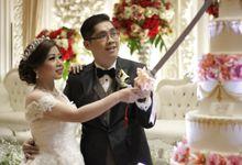 The wedding of Dicky Mahatmaja & Ignes Januar Cahyadi by ID Organizer