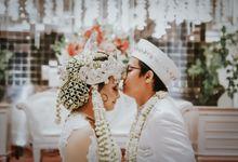 Wedding Pelita Dan Pezri by Cattura