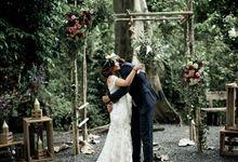 Wedding at Mini Jungle - Plataran Canggu Resort & Spa by Plataran Indonesia