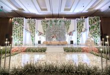 The wedding of Deo & Fanny by Vica Decoration