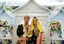 Arvia & Barri Adat Minang by Warna Project