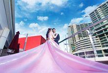 Prewedding by marcel.id