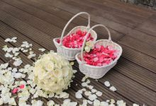 Saranam Wedding Package by Royal Tulip Saranam Resort & Spa, Bali