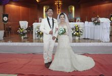 Nicko & Hanna, Matrimony by Andie Oyong Project
