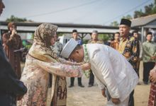 akad nikah ami & popong by inper photography