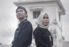 Meiriska & Haris Prewedding by Sineas Media Production