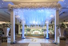 The wedding of Jordy & Felicia by Vica Decoration