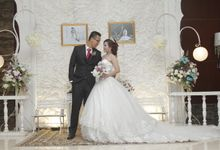The wedding of Hendrik & Kartika by Chandelle Organizer