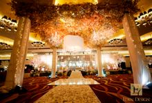 Wedding Dewi & Aldo by The Square Ballroom