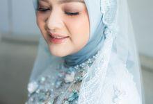 Recitation Qur'an & Siraman by iphotobride