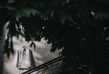 Mira & Yurian Wedding at The Manor Andara by Mirza Photography