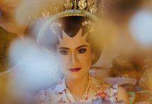 The Wedding of Nesha & Dito by Ahava by Bona Soetirto