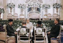 AKAD NIKAH by HIS PATRAJASA