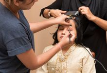 Divanyah Wedding by CroXXing Photography