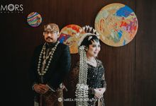 The Wedding of Scilla & Arief by MORS Wedding