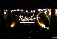 Natasha 17th Birthday Party by Hotel Tentrem Yogyakarta