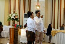 our team from the wedding of yoga & riva wedding by Our Wedding & Event Organizer