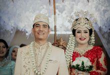 Wedding Moment ERI & DENNY by Acakcorak