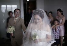 Wedding Of Alfandi & Novia by JWP Wedding