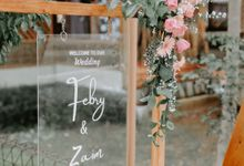Wedding Febry & Zaim by Bayuanggoro Photo