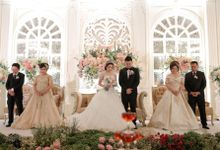 Wedding Of  Wiliam And Ivelin by Stephanie Amanda Couture